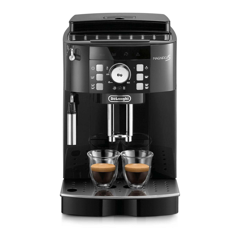 DeLonghi Magnifica S Espressomaskin, Svart