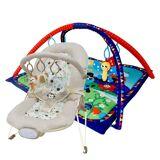 Ladida Babysitter och Babygym Comfy Holiday Paketerbjudande