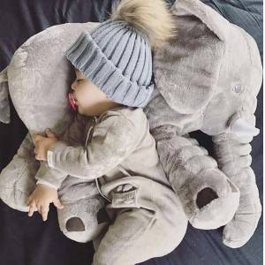 ladida Beckasin Elefantkudde Gosedjur Tryggve - 60 cm