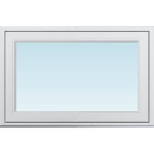 SP Fönster Fönster Balans 880x580mm överhängt utåt alu 1-luft 3-glas (9x6)