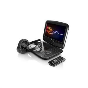 "DVD-spelare med skärm 9 "" Lenco DVP-937"