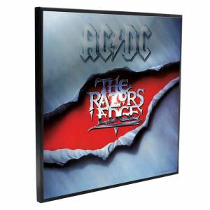 Crystal Clear Pictures AC/DC - The Razors Edge Crystal Clear Pictures Wall Art