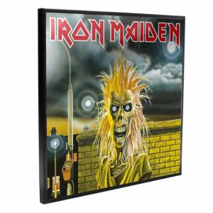 Crystal Clear Pictures Iron Maiden - Iron Maiden Crystal Clear Pictures Wall Art