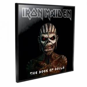 Crystal Clear Pictures Iron Maiden - The Book Of Souls Crystal Clear Pictures Wall Art