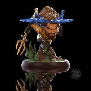 Quantum Mechanix DC Comics Aquaman King of the Sea Q-Fig Vinyl Figure
