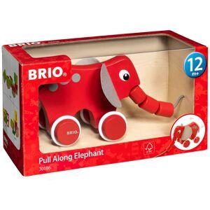 Brio Pull Along Elephant