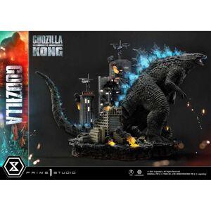 Studio Prime 1 Studio Godzilla vs. Kong Ultimate Diorama Masterline Statue - Godzilla (Final Battle)