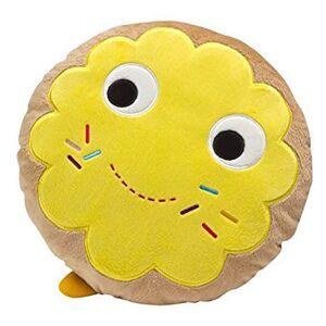 Kidrobot Yummy World 12   Yellow Donut Toy Designer Plush