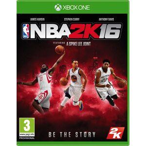 Take 2 NBA 2K16