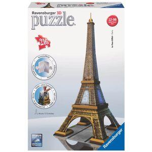 Ravensburger Eiffel Tower Building 3D Jigsaw Puzzle (216 Pieces)