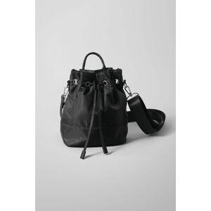 Aimie Bucket Bag - Black