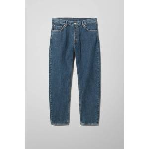 Barrel Relaxed Tapered Jeans - Blue