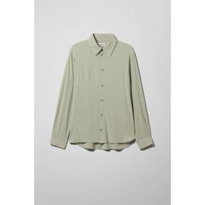 Pablito Structure Shirt - Green