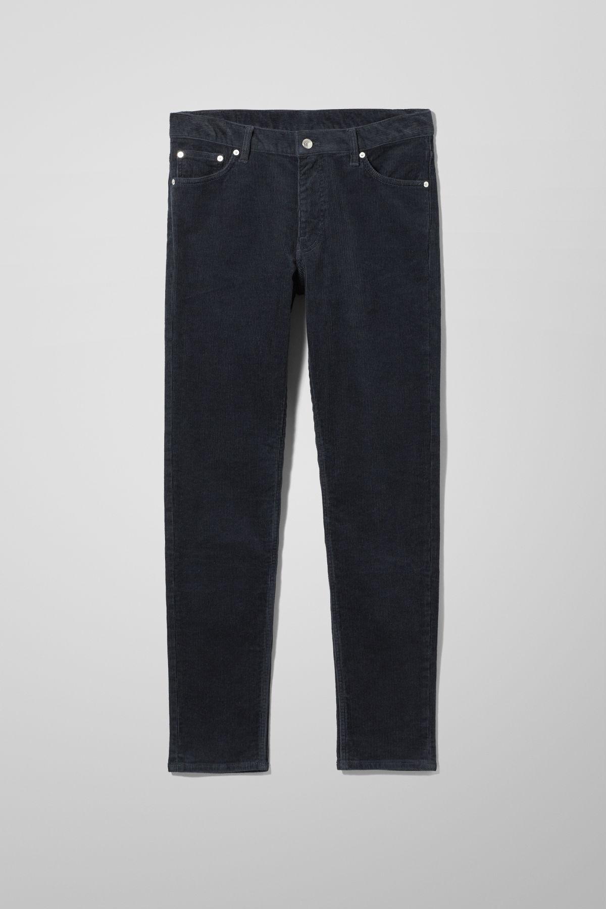 Sunday Corduroy Trousers - Blue