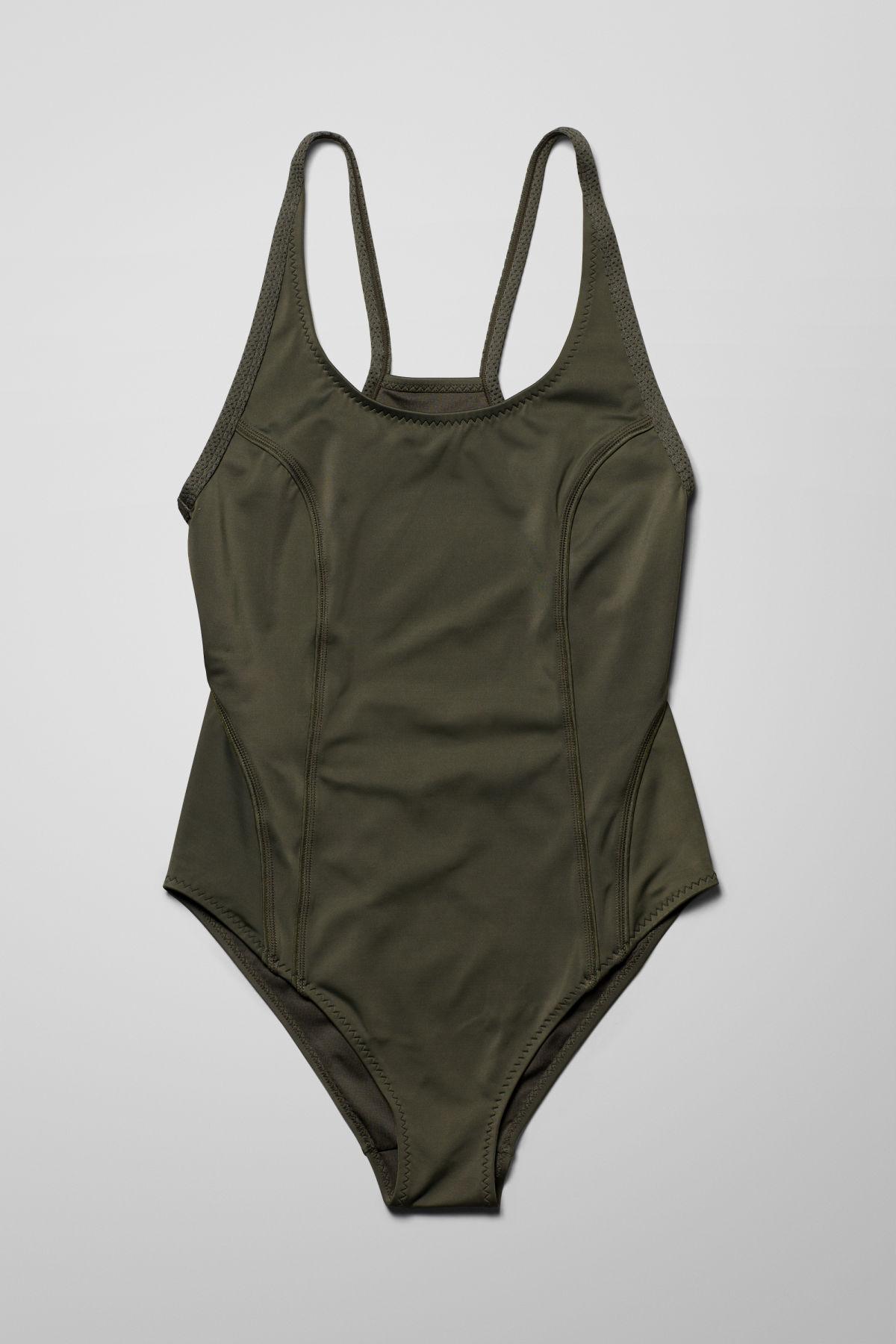 Hydra Swimsuit - Green