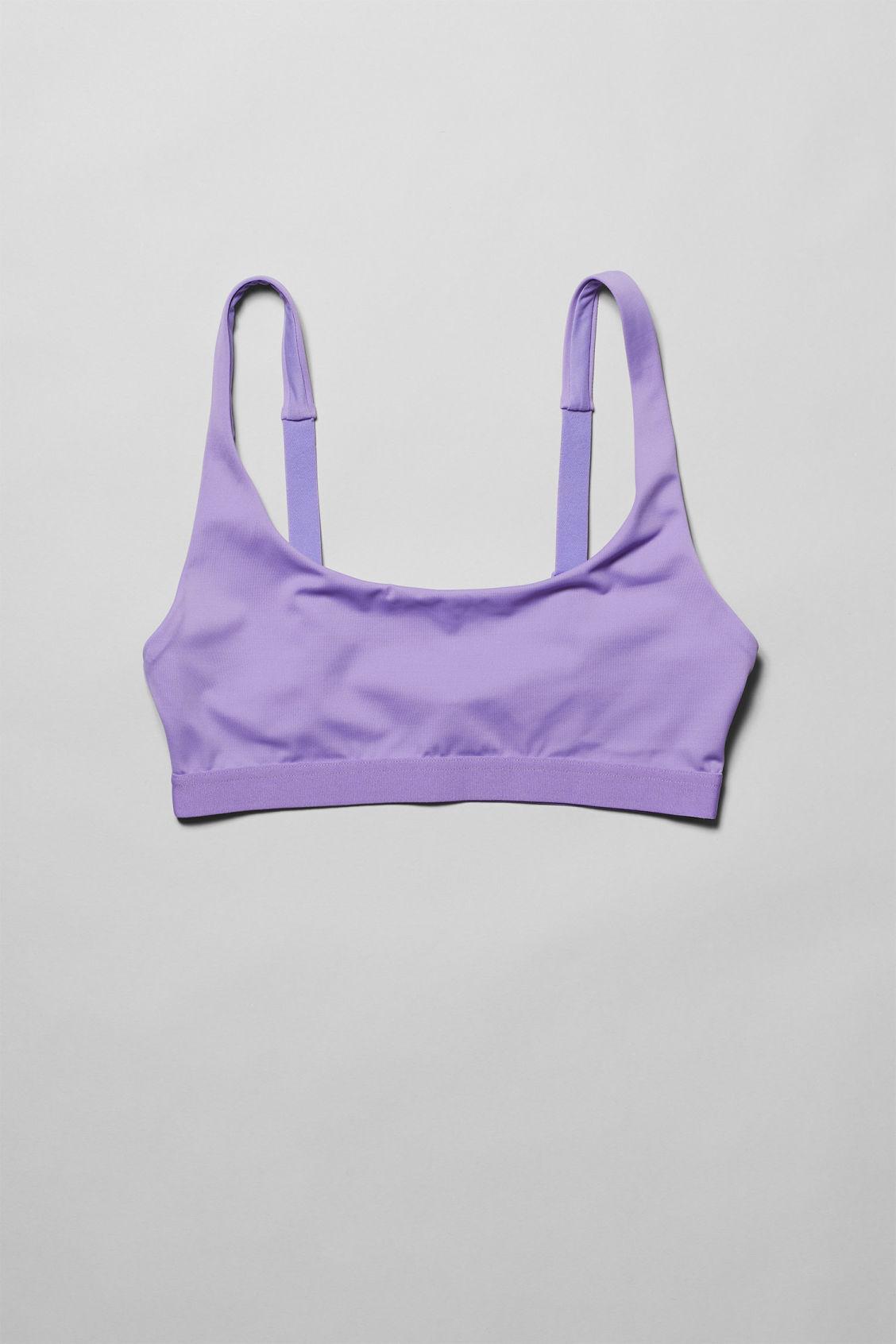 Cay Swim Top - Purple