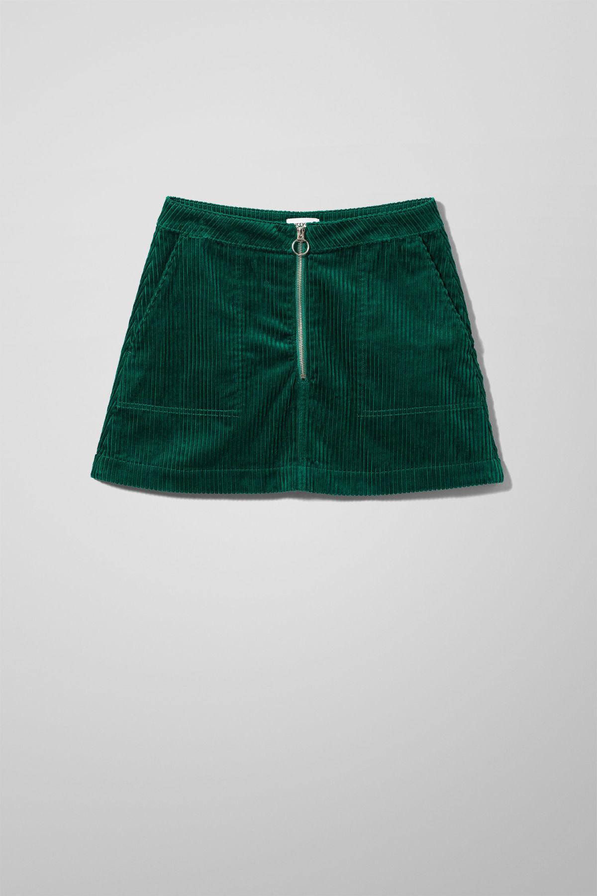 Piet Mini Skirt - Green
