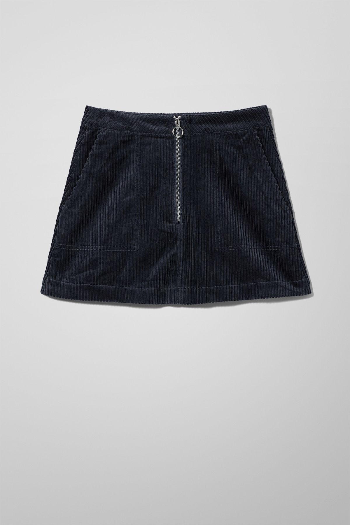 Piet Mini Skirt - Blue