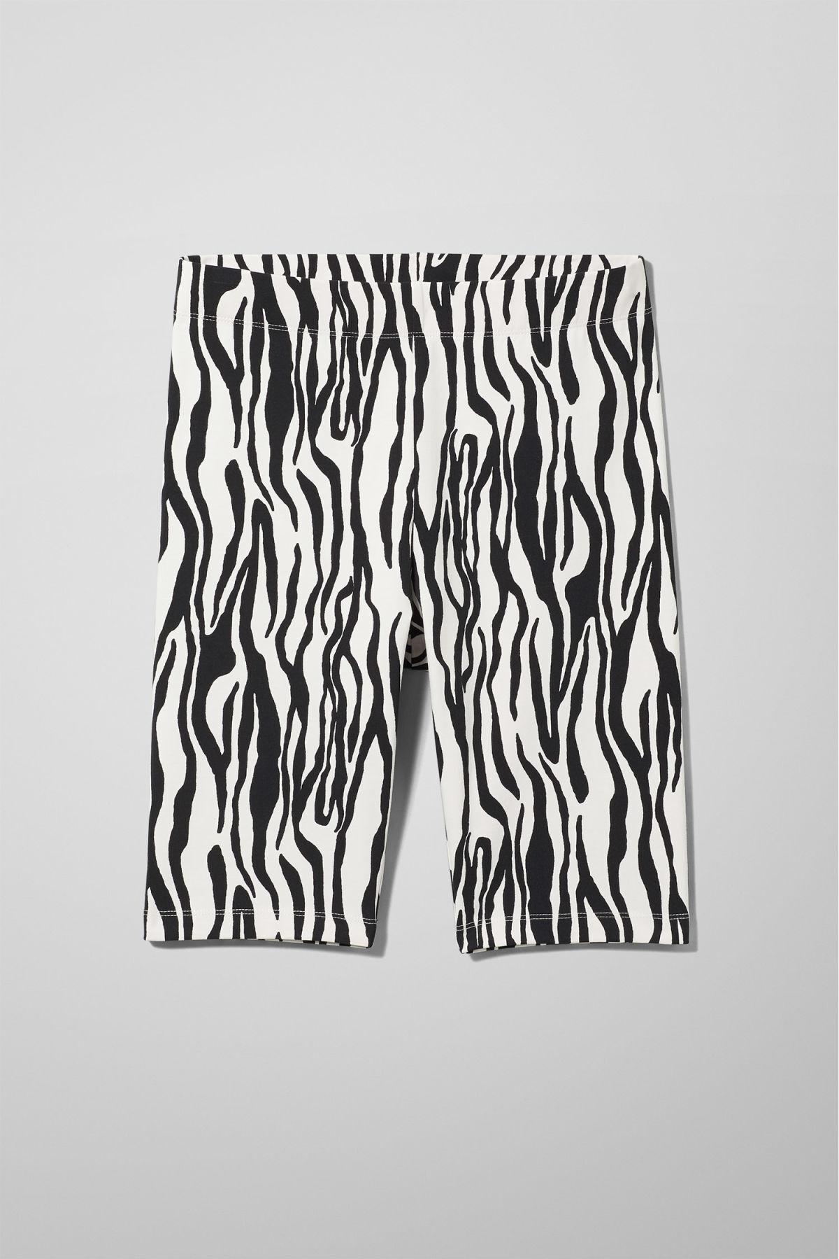 Alessia Bike Shorts - Black