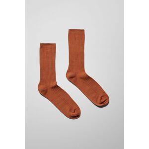 Noah Socks - Orange