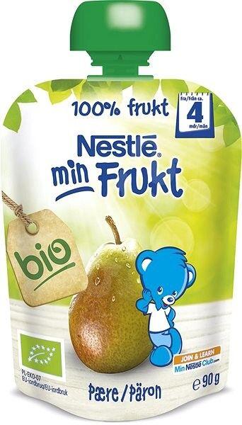 Nestlé Min frukt päron ekologisk 4 månader 90 g