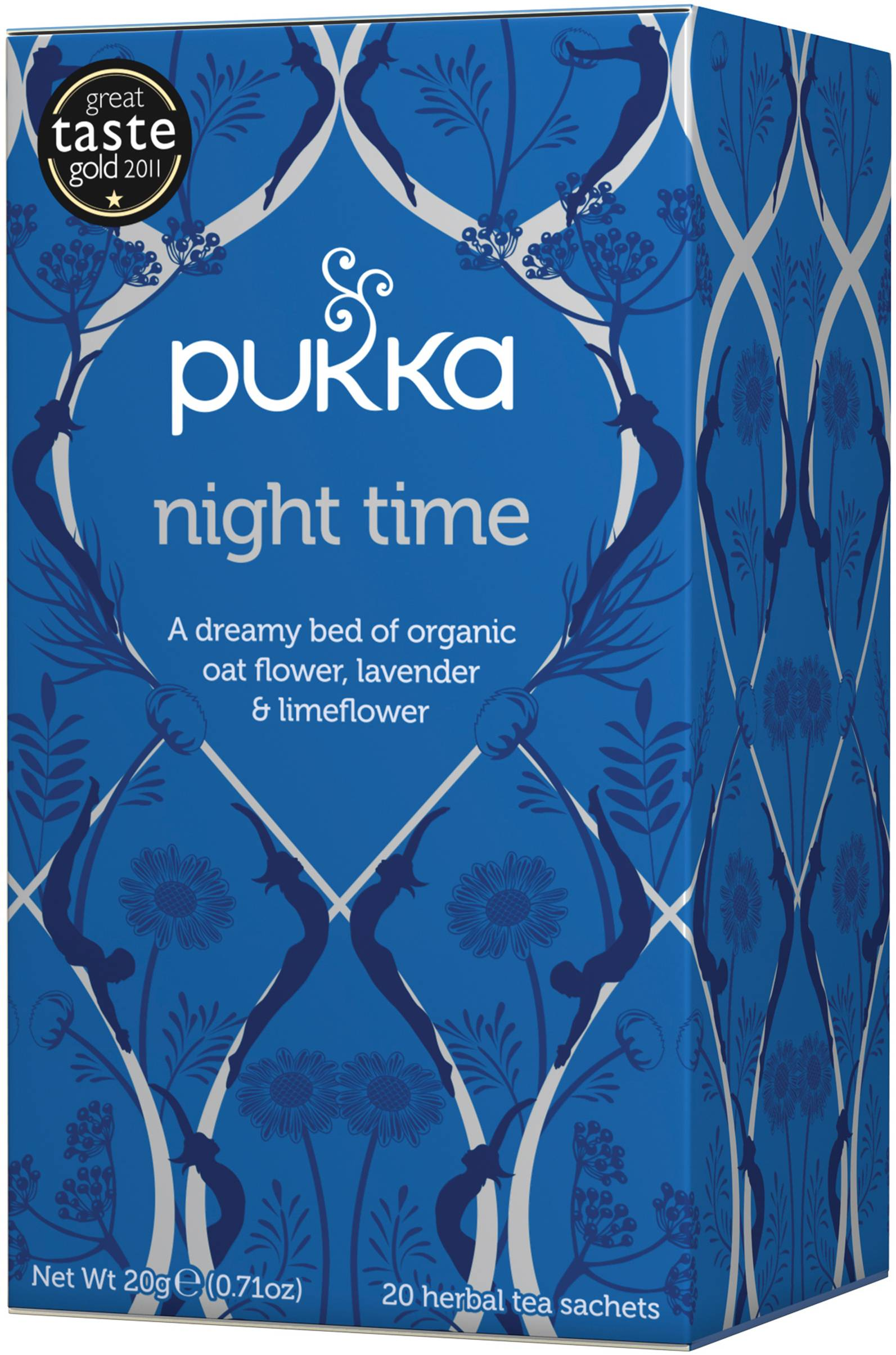 Pukka Herbs Pukka Te Night Time 20 st