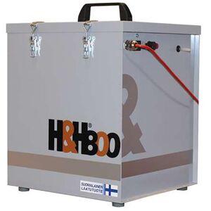 H&H HH800 Luftrenare inkl. insugdel