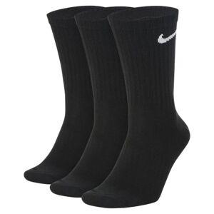 Nike Träningsstrumpor Nike Everyday Lightweight (3 par) - Svart Svart S