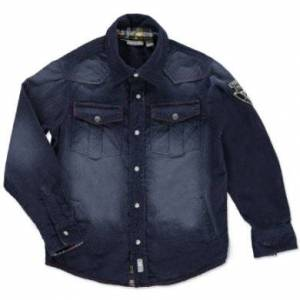 ESPRIT Boys Mini Skjorta cosmo blue