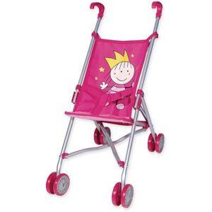 BAYER DESIGN Dockvagn sulky, pink