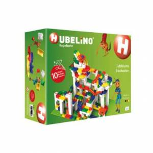 HUBELINO Kulbana Bygglåda 525 delar