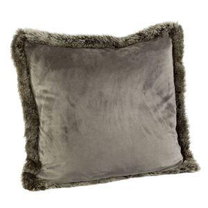GREY BEAR VELBOA Cushioncover, 50x50