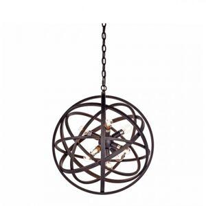 NEST Ceiling lamp - Black, ø 50