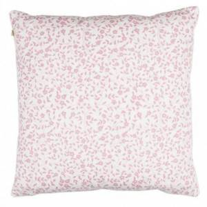 Cushion Cover - Small Flower - Fuchsia Rose