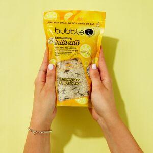 Bubble T Bath Salts Lemongrass & Green Tea 500g