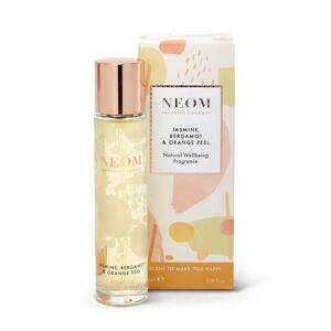 Neom Organics London Neom Jasmine, Bergamot & Orange Peel Natural Wellbeing Fragrance