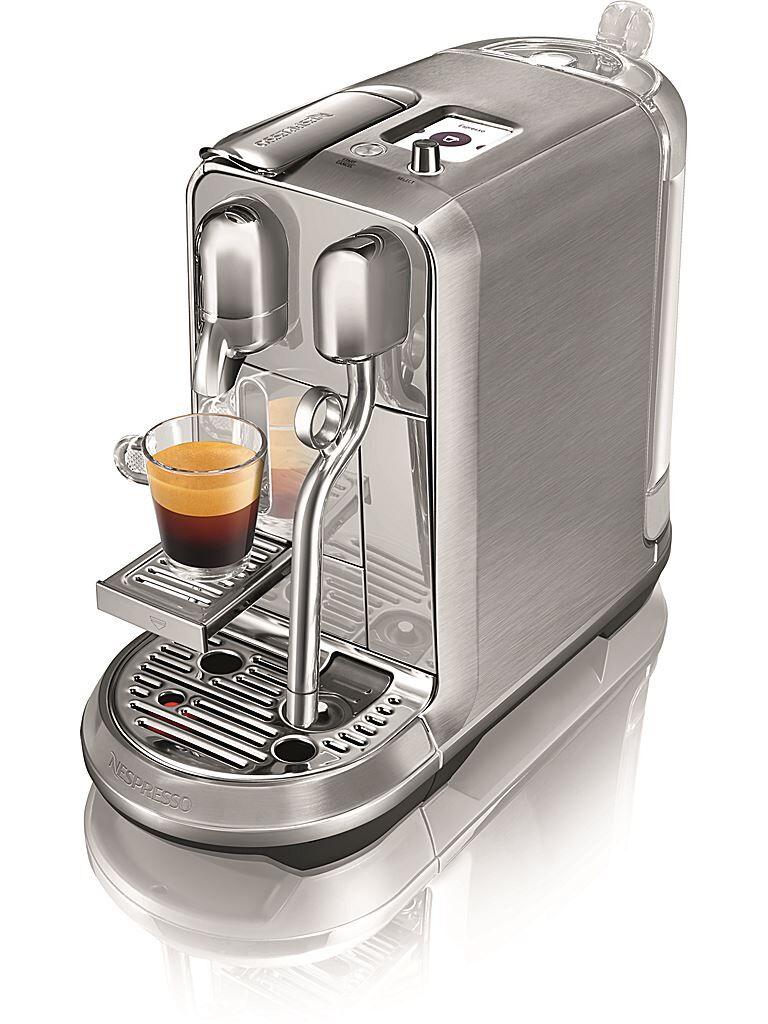 Nespresso Creatista Plus