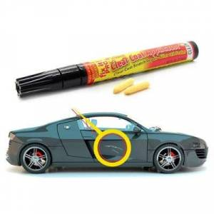 Shopido Lackpenna för repor i billack – Repborttagare för bil
