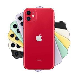 Apple iPhone 11 256GB - Röd