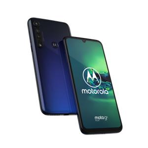 Motorola G8 Plus - Cosmic Blue