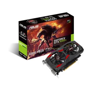 Asus Geforce GTX 1050 TI 4GB