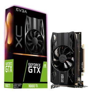 EVGA GeForce GTX 1660 Ti XC Gaming 6GB (06G-P4-1263-KR)