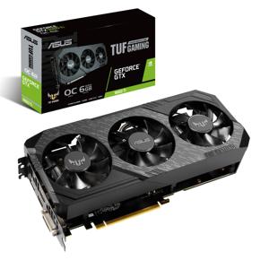 ASUS GeForce GTX 1660 Ti 6GB TUF3 OC Gaming