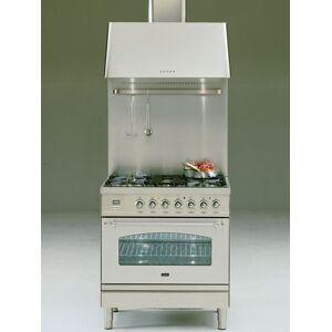 Ilve spis Professional Plus Nostalgie PN90 - 5 gasbrännare, 1 ugn 90