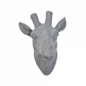 Villa Collection Giraff figur - grey