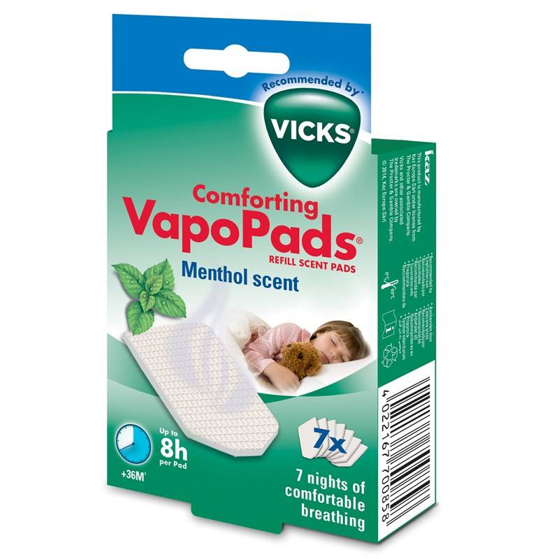 Vicks Doft pad Mentol One Size