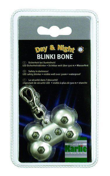 Karlie Day & Night - Blinki Bone Säkerhetslampa
