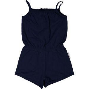 Geggamoja Summer jumpsuit Marinblå 86/92