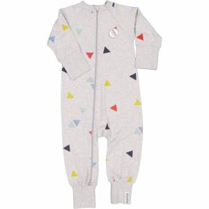Geggamoja Pyjamas Bambu Triangel 110/116