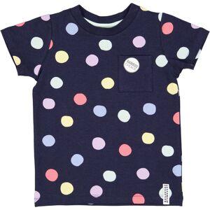 Geggamoja Bambu T-shirt Multiprick 146/152